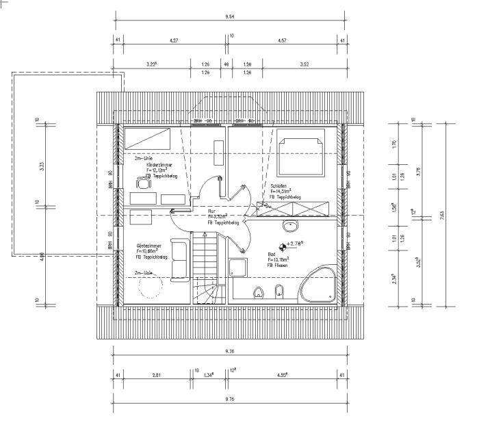 einfamilienhaus. Black Bedroom Furniture Sets. Home Design Ideas